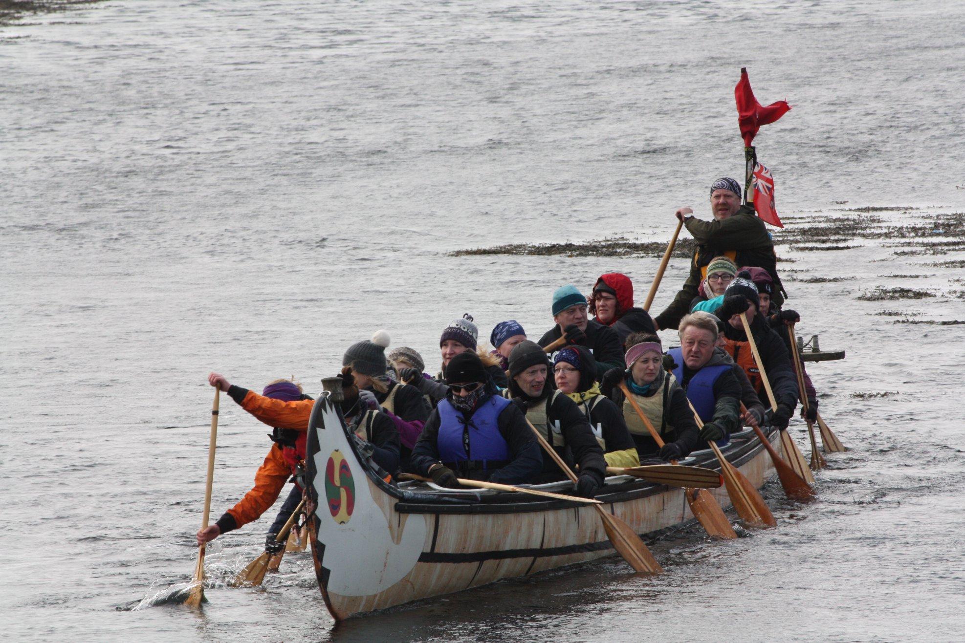 Peerie Paddle Fundraiser - Shetland MRI Scanner Appeal
